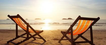 Beach Chillin