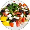 Cracking cobb salad