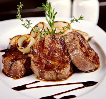 Next level steak